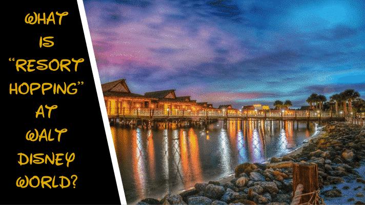 What is Resort Hopping at Walt Disney World? | Disney's Polynesian Resort