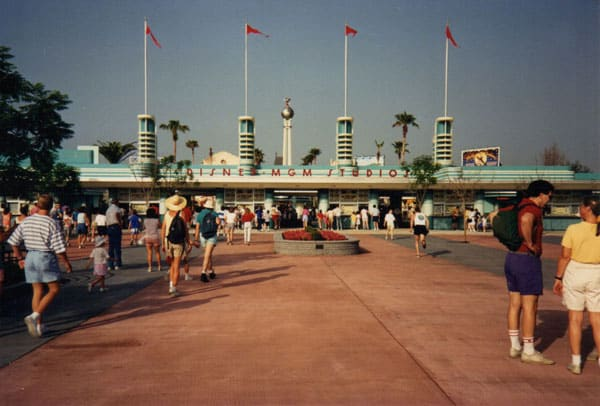 Disney MGM Studios in 1989 | Walt Disney World, FL