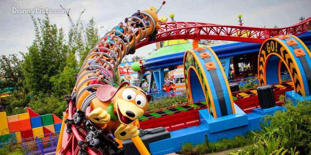 Slinky Dog Dash @ Toy Story Land | Hollywood Studios, Walt Disney World, FL
