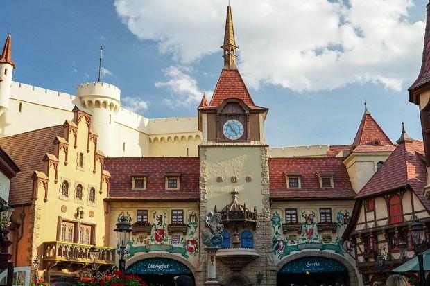 Biergarten Restaurant, Germany Pavilion | Epcot, Walt Disney World