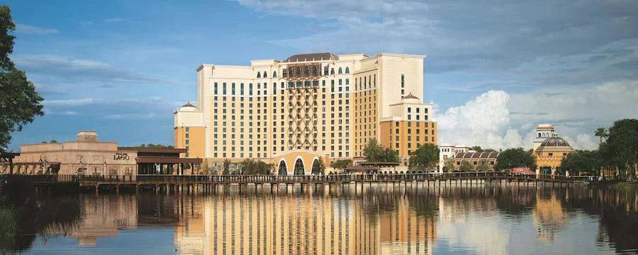 Coronado Springs and Grand Destino Tower is a moderate level resort at Walt Disney World, FL