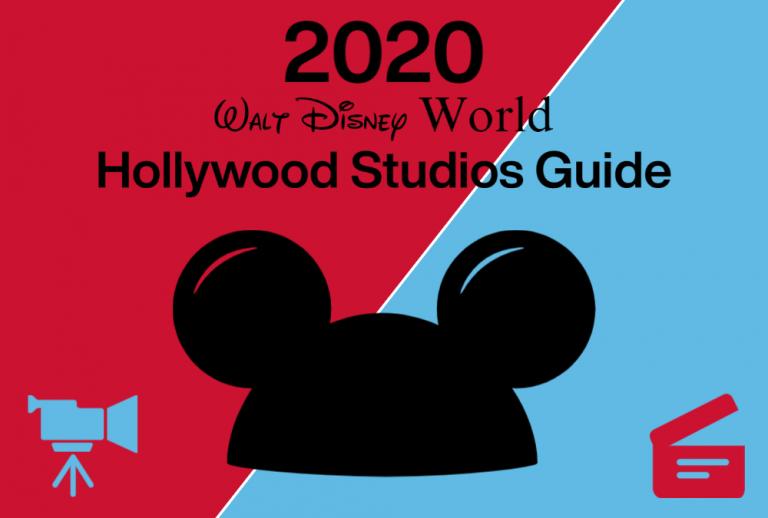 2020 Hollywood Studios Guide | Walt Disney World, FL
