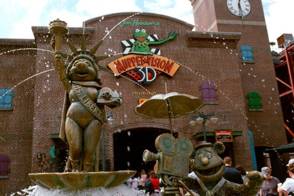 MuppetVision #D at Grand Avenue in Hollywood Studios
