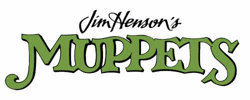Jim Henson's Muppets Logo | Acquired by Disney in 2004