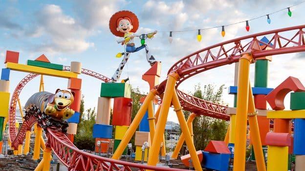 Toy Story Land @ Hollywood Studios | Walt Disney World, FL