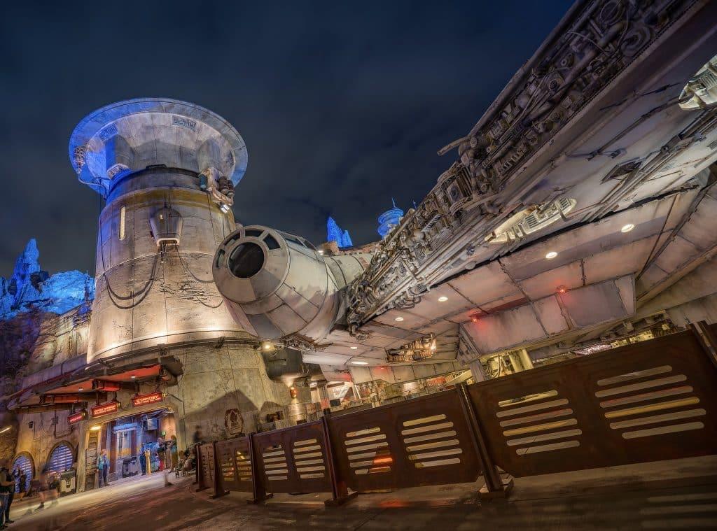 Millennium Falcon: Smuggler's Run at Hollywood Studios | Walt Disney World, FL