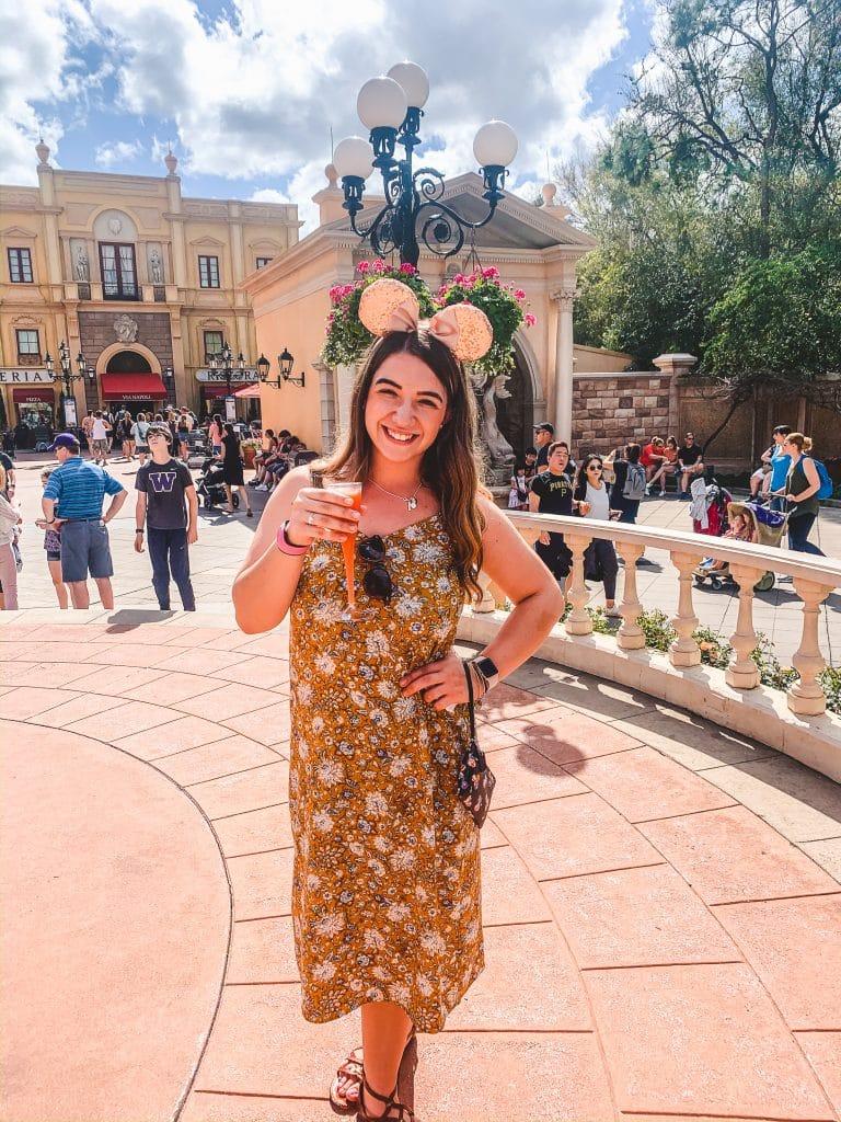 Italy Pavilion @ Epcot | Walt Disney World, FL