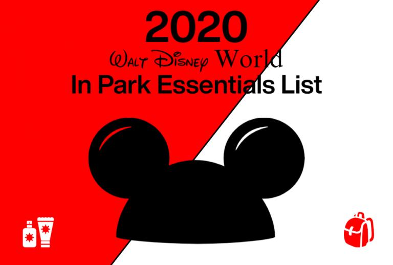 Walt Disney World Packing Essentials