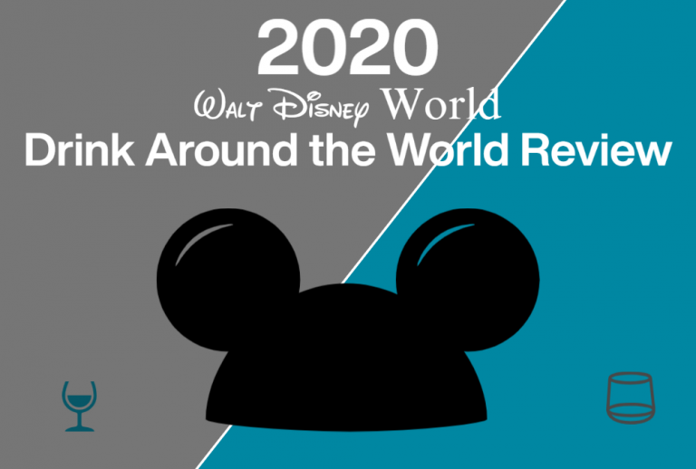 Drink Around the World at Epcot Guide & Review