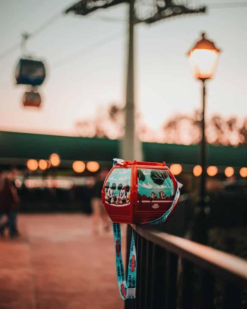 Disney Skyliner Lunchbox Merchandise