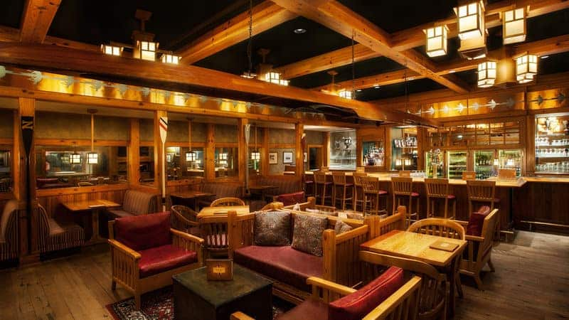 Crew's Cup Lounge at Disney's Yacht Club Resort