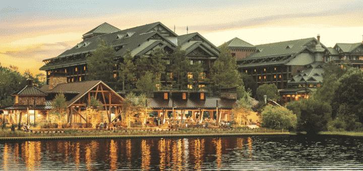 Disney's Wilderness Lodge Best Hotel