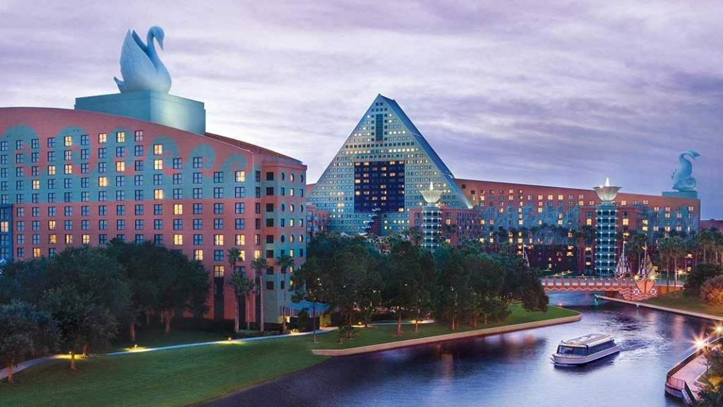 Disney's Swan and Dolphin Hotels