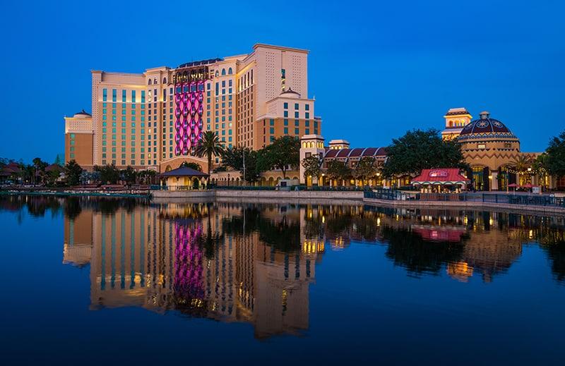 Disney's Coronado Springs Resort, the perfect hotel for adults