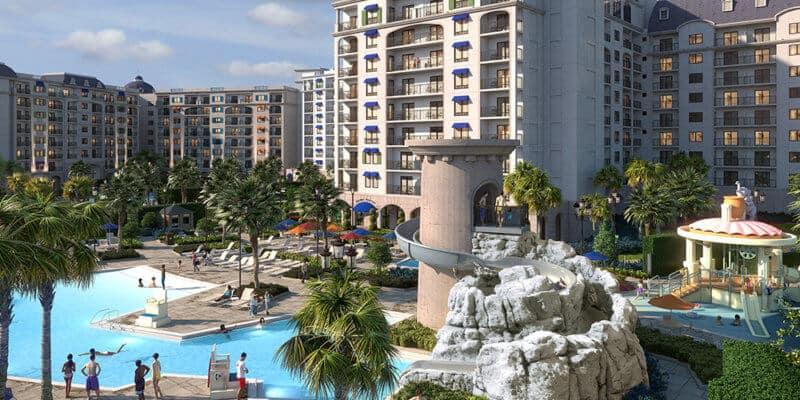 Disney's Riviera Resort, best Disney hotel for adults